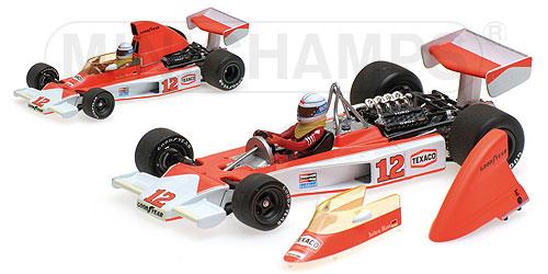 ミニチャンプス 1/43 マクラーレン M23 J.マス 1977年南アフリカGP