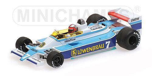 【並行輸入品】ミニチャンプス 1/43 マクラーレン フォード M28 J.ワトソン USA GP WEST 1979