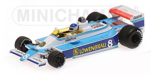 【並行輸入品】ミニチャンプス 1/43 マクラーレン フォード M28 P.タンベイ USA GP WEST 1979