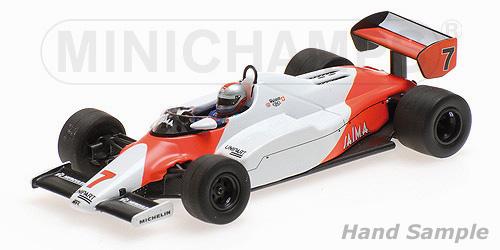 【SALE】ミニチャンプス 1/18 マクラーレン フォード MP4/1C J.ワトソン 1983年アメリカGP優勝