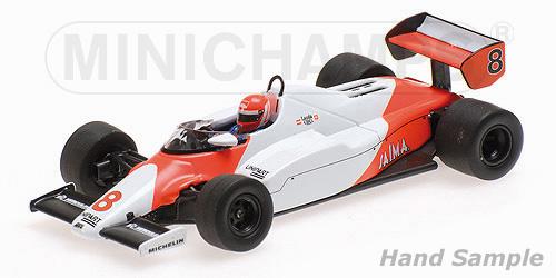 ミニチャンプス 1/18 マクラーレン フォード MP4/1C N.ラウダ 1983年アメリカGP