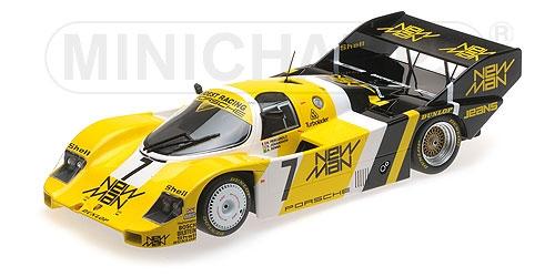 """ミニチャンプス 1/18 ポルシェ 956 K """"JOEST RACING"""" 1984年ニュルブルクリンク1000km セナ・コレクション セナフィギュア付"""