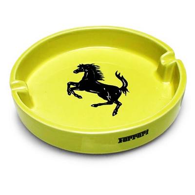フェラーリストア限定 陶器製 BIGキャバリーノランパンテ アシュトレー(灰皿)