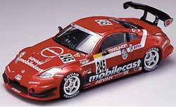1/43 モバイルキャスト アドバンZ 2004 スーパー耐久 NO.245