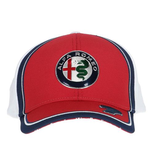 2019 アルファロメオF1チーム K.ライコネン ドライバーズキャップ ベースボールタイプ