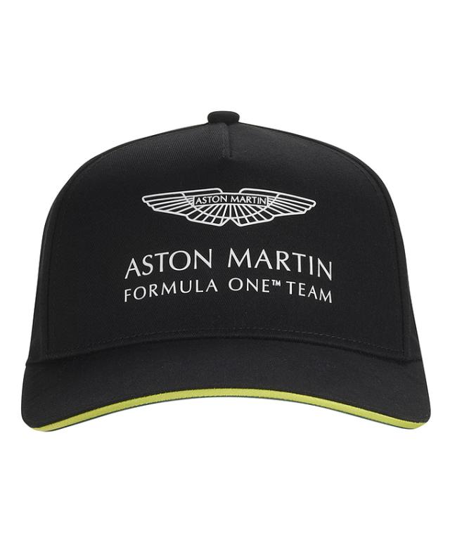 2021 アストンマーティンF1チーム チームキャップ ブラック