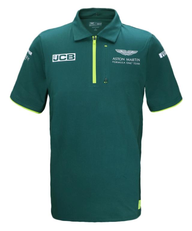 2021 アストンマーティンF1チーム チームポロシャツ