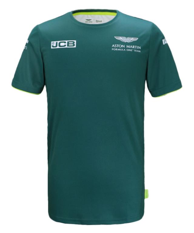 2021 アストンマーティンF1チーム チームTシャツ