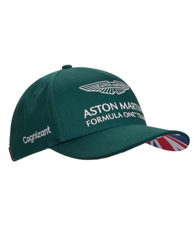 2021 アストンマーティンF1チーム イギリスGP限定キャップ