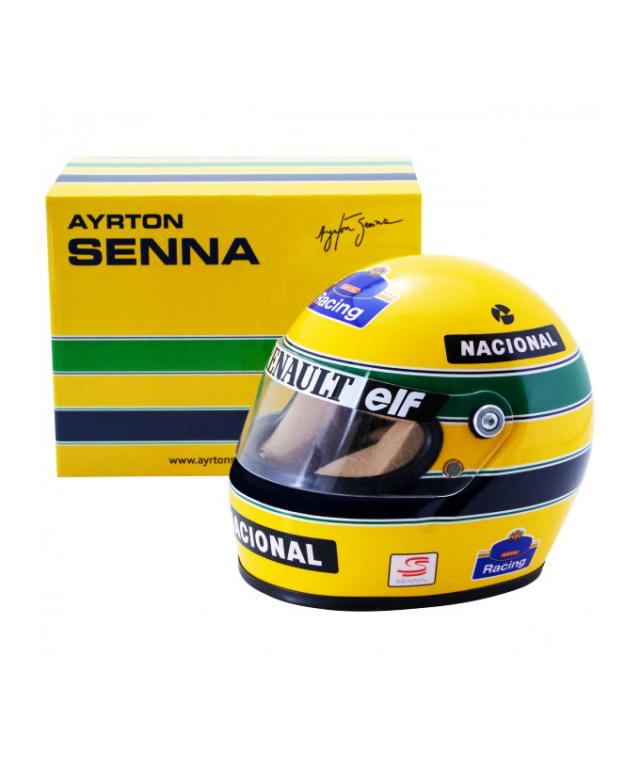 【再入荷】セナコレクション A.セナ 1/2 ヘルメット 1994年 ウィリアムズ・ルノー