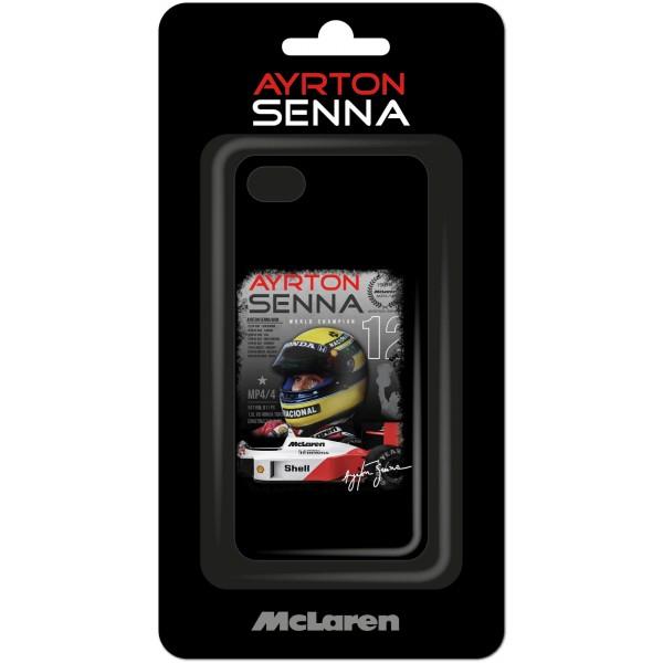 セナコレクション A.セナ iPhone7 カバー ブラック