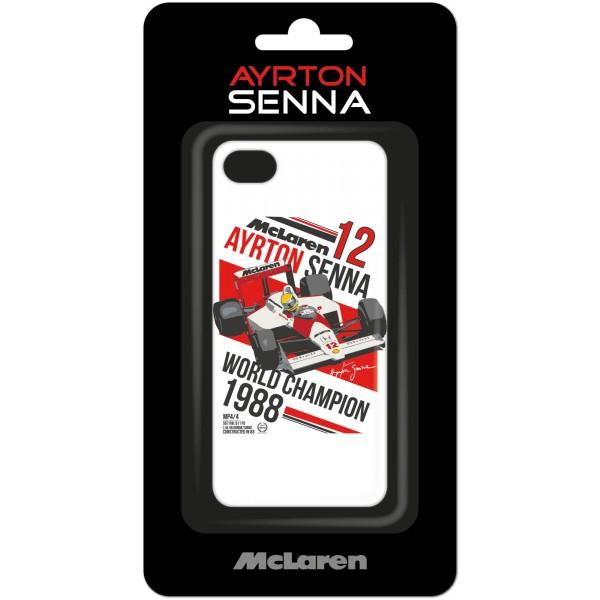 セナコレクション A.セナ iPhone7 カバー ホワイト