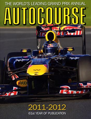 AUTO COURSE (オートコース) 英語版 2011-2012