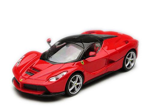 ブラーゴ 1/43 フェラーリ ラフェラーリ(レッド)シグネチャーシリーズ