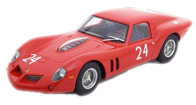 CMR 1/18 CMR095 フェラーリ 250 GT Drogo 1963年ルマン24時間レース テストNo.24