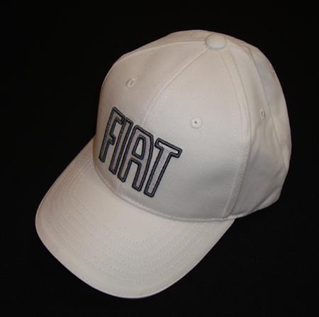 FIAT(フィアット) キャップ ホワイト