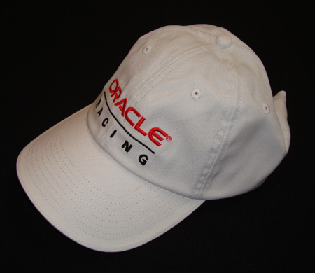 ORACLE RACING キャップ(PUMA製)