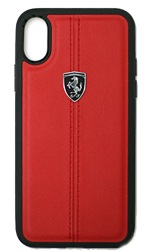 "フェラーリiPhoneX カバー ""Ferrari Hard Case RED"""