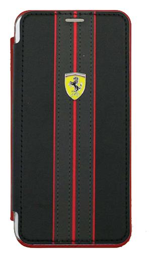 """フェラーリSamusung Galaxy S9カバー """"Ferrari - S9 G960 Booktype Case BLACK"""""""
