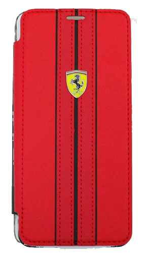 "フェラーリSamusung Galaxy S9カバー ""Ferrari - S9 G960 Booktype Case RED"""
