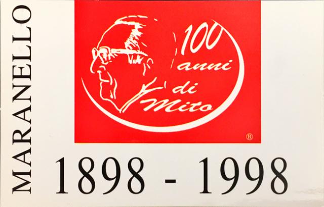 エンツォ・フェラーリ 生誕100周年記念カード 1000枚限定