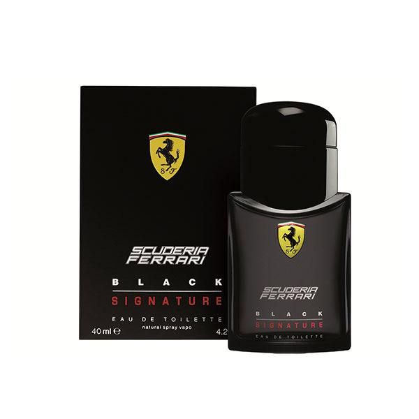 フェラーリ 香水  シグニチャー ブラック 40ml