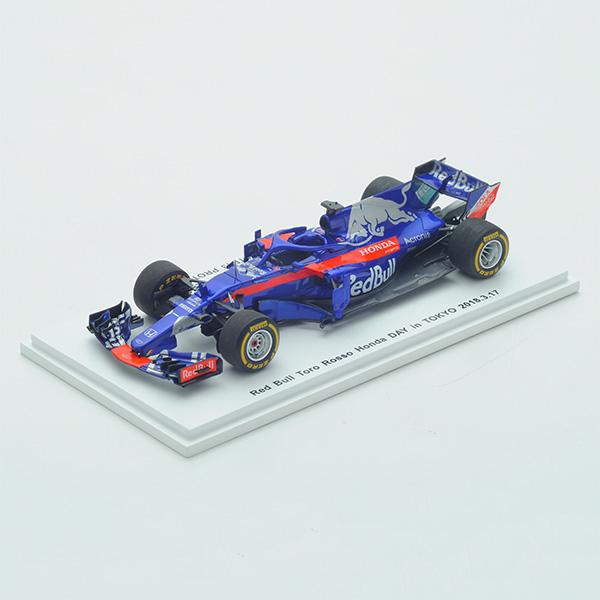F1速報別注 スパーク 1/43  トロロッソSTR13  プロトタイプ