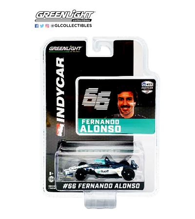 【並行輸入品】GL10882 グリーンライト 1/64 アローマクラーレンSPレーシング F.アロンソ 2020年インディ500 NO.66