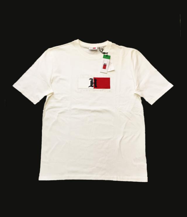 L,ハミルトン x トミーフィルフィガー コラボTシャツ 新品 サイズXXL
