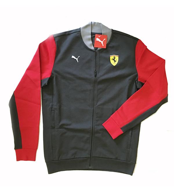 フェラーリ F1パドッククラブ ゲスト用 SFブルゾン ダークグレイ サイズS(日本サイズM~L)