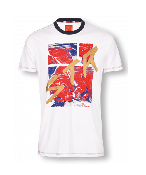 【SALE】SCUDERIA ToroRosso トロロッソ STR 赤牛Tシャツ