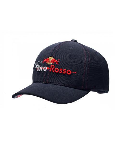 SCUDERIA ToroRosso トロロッソ STR チームロゴ ベースボール(スナップバック)キャップ