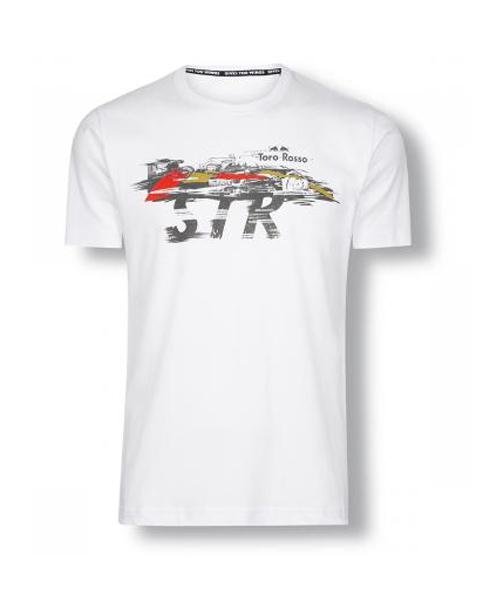 【SALE】SCUDERIA ToroRosso トロロッソ STR マシンTシャツ