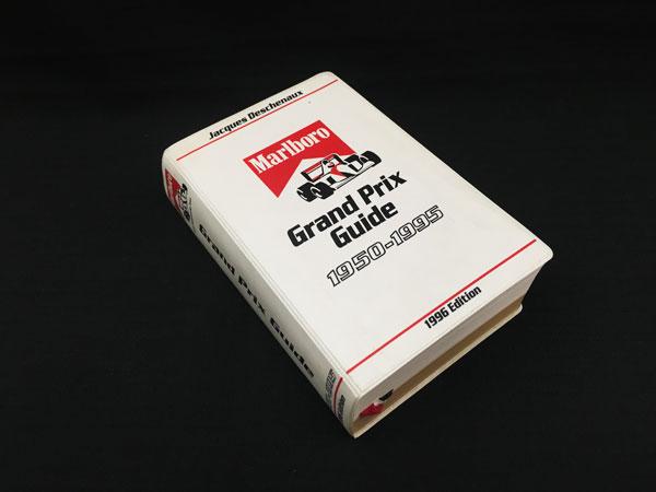 マールボロ グランプリガイド 1996 Marlboro Grandprix Guide 1996 通称『マルボロブック』