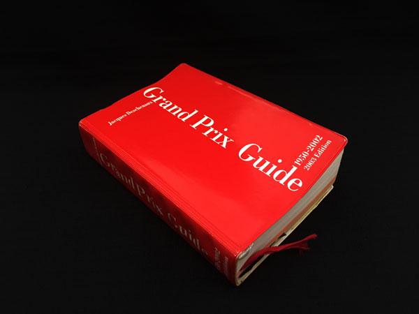 マールボロ グランプリガイド 2003 Marlboro Grandprix Guide 2003 通称『マルボロブック』
