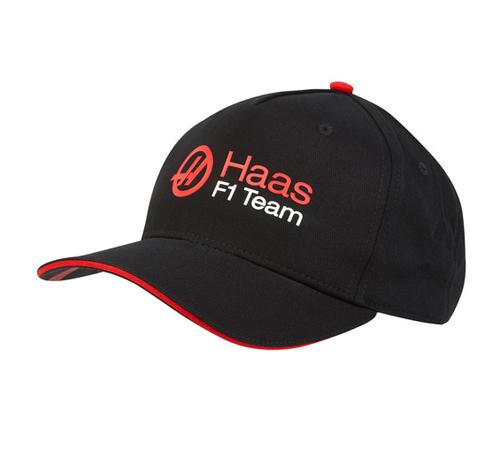 ハースF1チーム チームロゴキャップ