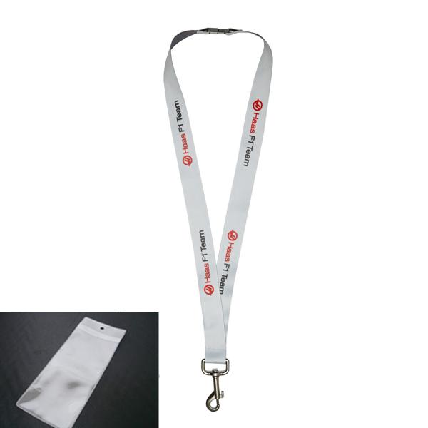 ハース F1 ランヤード(チケットケース付)