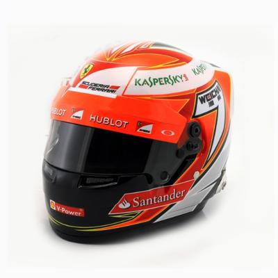 【再入荷】SPORTSMODELS 1/2 フェラーリ K.ライコネン 2014 ヘルメット
