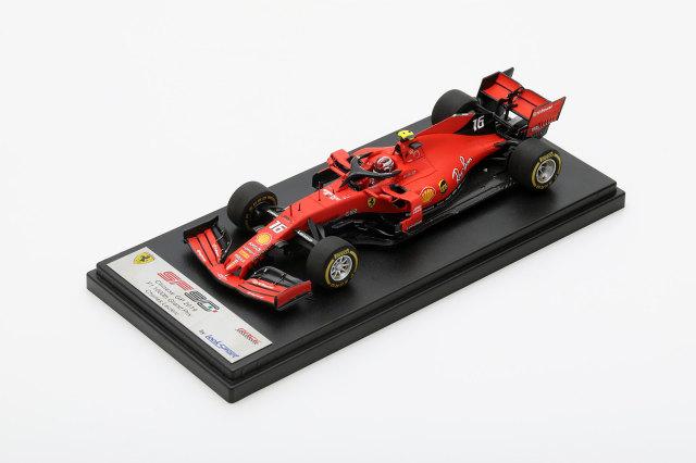 ルックスマート1/43 フェラーリ SF90 C.ルクレール 2019年中国GP1000th F1 Grand Prix No.16