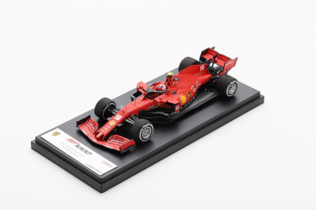【並行輸入品】【再入荷】ルックスマート 1/43 フェラーリ SF1000 C.ルクレール 2020年オーストリアGP No.16