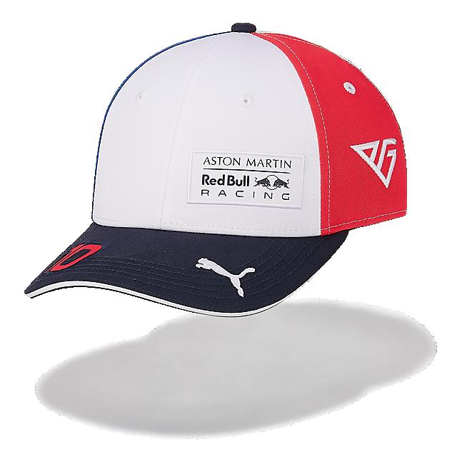 2019 PUMA REDBULL RACING P.ガスリー 2019年フランスGP限定キャップ ベースボールタイプ