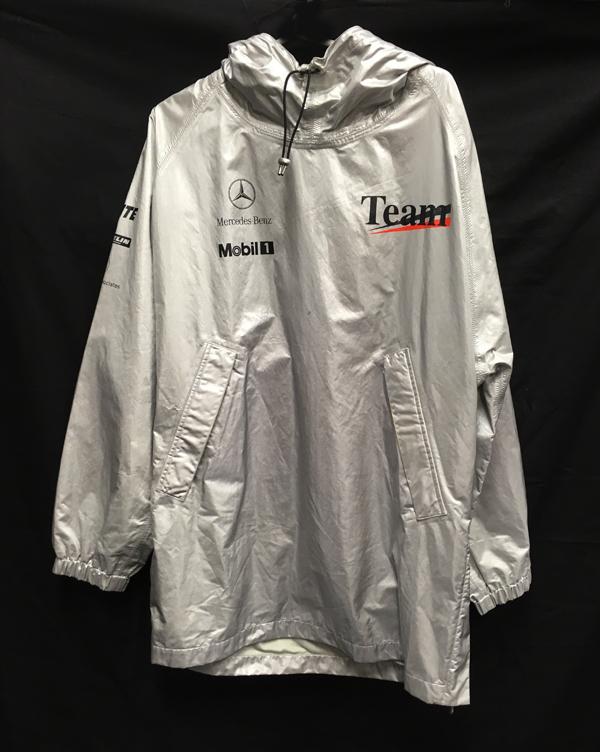 2003  マクラーレン チーム支給品 チームレインジャケット サイズ48(L~XL相当) USED