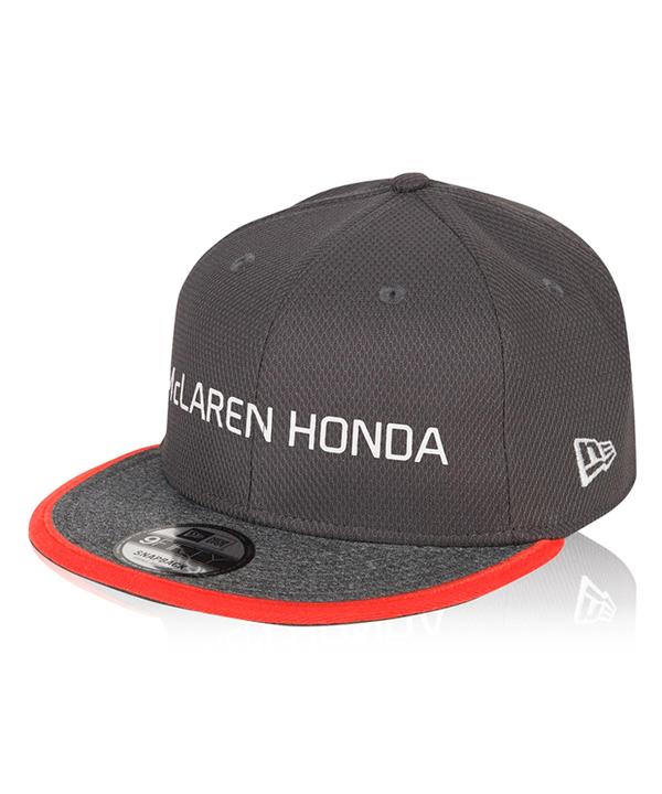 マクラーレン ホンダ 2017 チームキャップ NEWERA® 9Fifty™ フラットタイプ