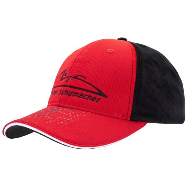 ミハエル・シューマッハ コレクション Speedline RED/BLACK キャップ