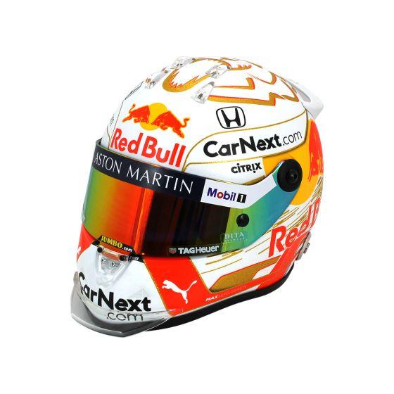 【再入荷】2020 ASTON MARTIN REDBULL RACING レッドブル M.フェルスタッペン 1/2 ヘルメット