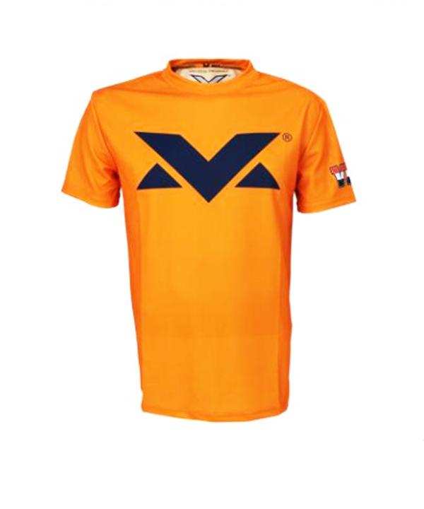 【並行輸入品】2019 M.フェルスタッペン MV-Tシャツ オレンジ