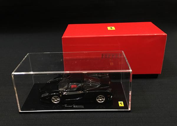 京商オリジナル 1/43 エンツォ フェラーリ ブラック