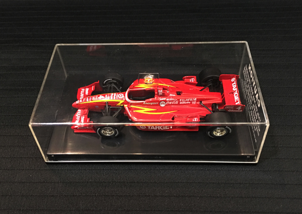 アクション(ミニチャンプス) 1/43 1999年CART チップガナシー・レーシング レイナード・ホンダ P.モントーヤ ノンドライバー