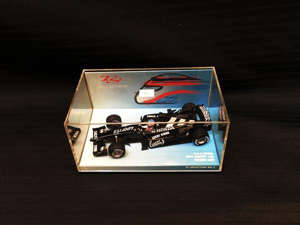 ミニチャンプス 1/43 TSコレクション BAR HONDA ホンダ 2004 コンセプトカー 佐藤琢磨 当店オリジナルタバコロゴモデル