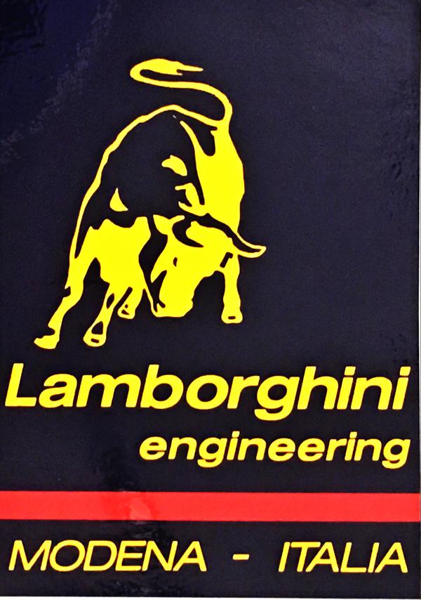ランボルギーニ ロゴ ステッカー